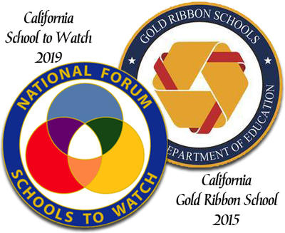 Schoool to watch 2019 and california ribbon school 2015