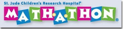 Link to St. Jude's Children's Research Hospital Math-A-Thon